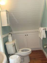 Knee Wall Closet Design Pictures Remodel Decor And Ideas