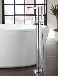 Delta Floor Mount Tub Filler T4797 by Moen S93005bn Arris Floor Mounted One Handle Tub Filler With Hand
