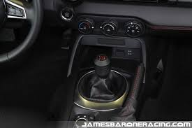 JBR Shift Knobs Now Available for the 2016 Miata ND