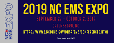 2019 NC EMS Expo