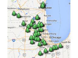 Elgin Il Christmas Tree Farm by Find Christmas Tree Farms In Chicago Suburbs Wisconsin Indiana