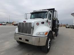 100 Peterbilt Tri Axle Dump Trucks For Sale 2016 348 Heavy Duty Truck 37130 Miles