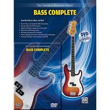 Alfred Ultimate Beginner Series Bass CompleteSKUs For All Variants 00 31439
