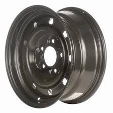 100 16 Inch Truck Wheels 03394 Refinished Ford F150 20002004 Inch Black Steel Wheel