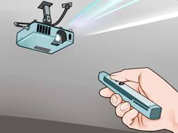 Diy Projector Mount Drop Ceiling by How To Mount A Projector 14 Steps With Pictures Wikihow