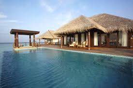 100 Kihavah Villas Maldives Wallpaper Anantara Resort Pool Ocean