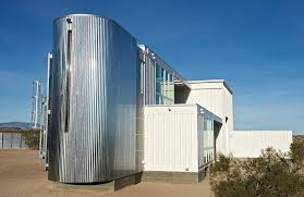 104 Mojave Desert Homes First Shipping Container House In By Ecotech Design