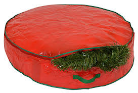 Christmas Tree Storage Tote With Wheels by Shop Amazon Com Holiday Dã Cor Storage