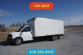 Gmc Van Trucks / Box Trucks In Missouri For Sale ▷ Used Trucks On ... 2006 Gmc Savana Cutaway 16ft Box Truck 2008 Intertional Cf500 16ft Box Truck Dade City Fl Vehicle 2012 Used Isuzu Nrr 19500lb Gvwr16ft At Tri Leasing 2004 Ford E350 Econoline For Sale54l Motor69k 2018 New Hino 155 With Lift Gate Industrial Michael Bryan Auto Brokers Dealer 30998 Gmc 16 Ft Mag Trucks 2015 Ecomax Dry Van Bentley Services Eventxchange Buy And Sell Mobile Marketing Vehicles More 2014 Mitsubishi Fuso Canter Fe160