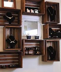 Diy Wood Crate Shelves Projects Craft Ideas How Tos For Intended Wooden