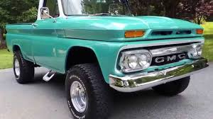 100 1966 Gmc Truck GMC TRUCK FOR SALE SOLD YouTube