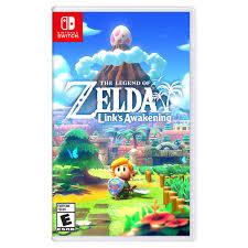 Legend Of Zelda Links Awakening Nintendo Switch Video