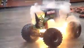 100 Monster Truck Fails S Jumps Crashes 2015 Compilation Places To