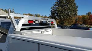 38 Truck Light Rack, Truck Rack With Lights Low Pro All Aluminum USA ...