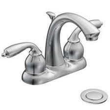 Moen Sage Bath Faucet by Moen 84389 Quinn Centerset Watersense Bathroom Sink Faucet