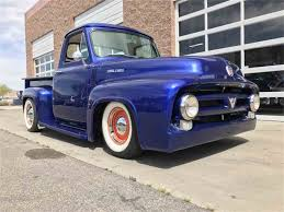 1953 Ford F100 For Sale | ClassicCars.com | CC-1020840 1953 Ford F100 For Sale Id 19775 Hot Rod Network 53 Interior Carburetor Gallery Pickup For Classiccarscom Cc992435 19812 Cc984257 Truck Cc1020840 Kindig It By Streetroddingcom