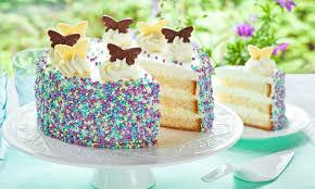 biskuit zitronen torte