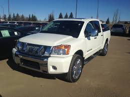 100 Souped Up Trucks Dealership Spotlight Lloydminster Nissan Titan STILLEN