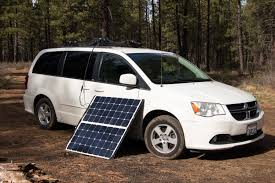 100 Car Truck How To Equip Your Or Van With A RoofMounted Solar System