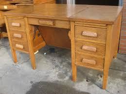 uhuru furniture collectibles sold oak typewriter desk 85