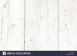 Shabby Chic Old Wood Background In White Color