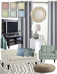 Brown And Aqua Living Room Decor by Living Room Black White And Aqua Living Room Aqua Black And