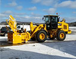 Loader Mounted Snow Blower | Wausau Equipment Company, Inc.