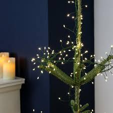 Winterberry Christmas Tree Home Depot by Wire Christmas Tree White Lights Kentoro Com