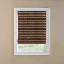 Roll Up Patio Shades Bamboo by Shop Window Shades At Lowes Com