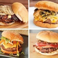 24 best Burger Presentation images on Pinterest