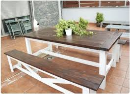 excellent best 10 diy picnic table ideas on pinterest outdoor