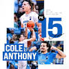Orlando Magic Select Cole Anthony with No. 15 Overall Pick in 2020 ...