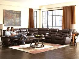 Value City Red Sectional Sofa by Reclining Sofas And Sectionals Reclining Sectional Brown Furniture