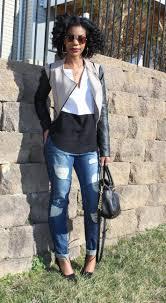 boyfriend jeans color block u2013 the style perk