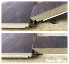 pergo laminate flooring installation sawdust girl