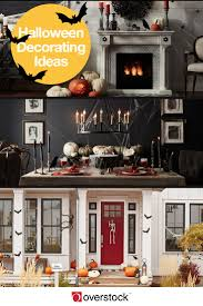 Halloween Mantel Scarf Pattern by Best Tips To Spookify Your Home For Halloween Overstock Com