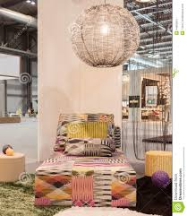 100 Missoni Sofa On Display At HOMI Home International Show In