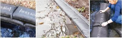 sac de inondation dam sacs hygroscopiques barrages anti inondations