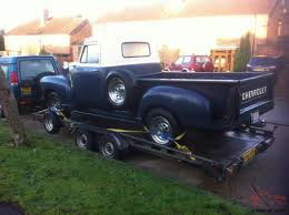 100 Chevy Stepside Truck For Sale 1954 Pickup For 1954 For