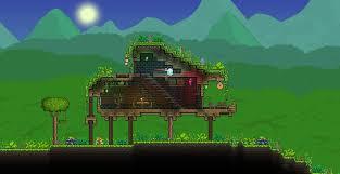 Terraria Jungle Hut 2 by XploSlime7