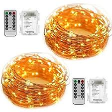 amazon com brighttouch 100 led string lights powered by usb