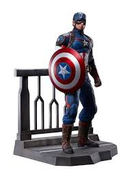 Avengers Age Of Ultron Captain America Action Hero Vignette