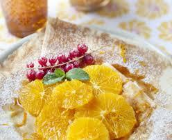 pâte à crêpes à la fleur d oranger recette de pâte à crêpes à la
