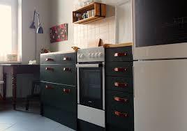 küchenfronten lackieren so kommt farbe in die küche