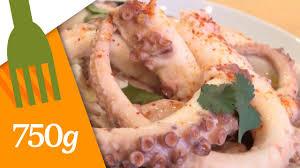 cuisiner poulpe frais comment cuire un poulpe 750 grammes
