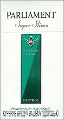 CHEAP Parliament Super Slims Menthol 100 s at CIGoutlet Net