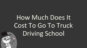 How Much Does It Cost To Go To Truck Driving School - YouTube Can A Trucker Earn Over 100k Uckerstraing Our Traing Railsafe Online Railroad Safety How To Become Truck Driver 13 Steps With Pictures Wikihow The Cost Of Starting A Food Hvacr And Motor Carrier Industry Mainland Driving School Ltd Coastal Csa Youtube Class Cdl In Ccinnati Get Your Ohio 5 Weeks Cdlcareernow Arbuckle Truck Driving School Cost Pictures Trucks Much Drivers Make Best Image Kusaboshicom Home Cialis Tadalafil Without Prescription Next Day Delivery