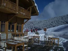 club med le chalet meribel terrasse du restaurant photo de club med meribel le chalet