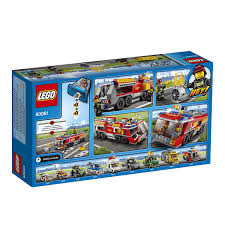 Amazon.com: LEGO City Great Vehicles 60061 Airport Fire Truck: Toys ... Amazoncom Lego City Great Vehicles 60061 Airport Fire Truck Toys Itructions Brick Radar 2014 Stop Motion Youtube 6210344 Technic Hook Loader 42084 Building Kit Review Set Daddacool Lego City Airport Deals On 1001 Blocks 7891 Firetruck 141ps 1 Minifig R 99 Em Mainan Game Alat City Airport Fire Truck Review Di Cartoon About New Police My