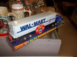 Wal-mart Collectible Toy Semi Truck With Double Bubble Filled ... Retail Hell Uerground Walmart Has A New Ride Rolls Out Pintsized Store Opening Secondever Pickup With Autonomous Trucks Will Haul Your Stuff Before You Ride In Self Introduces Wave Concept Big Rig Wvideo Trucker Jb Hunt Will Add To Fleet 2017 Wsj 2015 Peterbilts Pinterest Trucks Tesla Semi Orders 15 New Electric Several Other A Behindthescenes Look At How Delivers Arrow Truck Sales Used Youtube